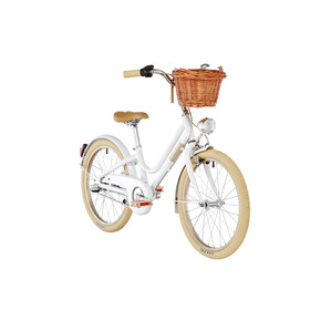"Creme Mini Molly 20"" Juniorcykel Barn vit"